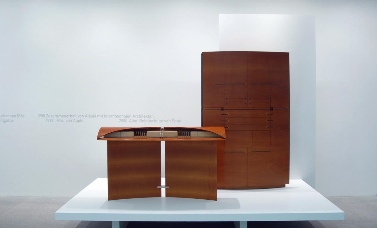 mobiliario en museos