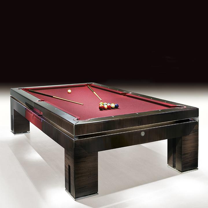 Bolero Pool Tresserra Pool Table With Cue Holder Amd Lamp - How tall is a pool table